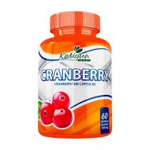 Cranberry 500mg com 60 Cápsulas