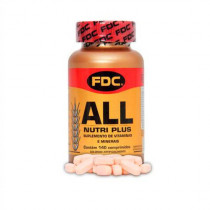 FDC All Nutri Plus Suplemento Vitamínico  F=