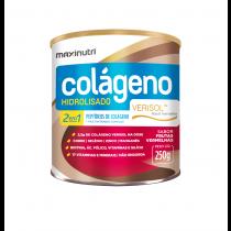 Colágeno Hidrolisado 2 em 1 Verisol Frutas Vermelhas