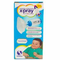 Espacador Unidirecional X-pray Infantil Azul