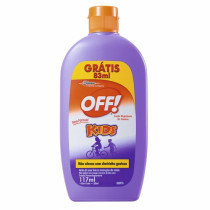 Repelente OFF Kids Johnson 200ml