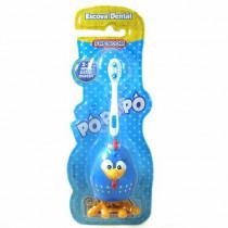 Escova dental Infantil Galinha Pintadinha 3d