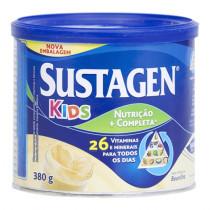 Sustagen Kids Sabor Baunilha 380g