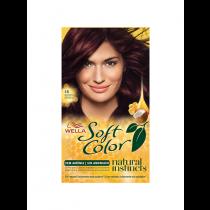 Tintura Soft Color 46 Borgonha Sem Amônia