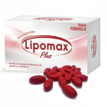 Lipomax Plus com 64 Comprimidos