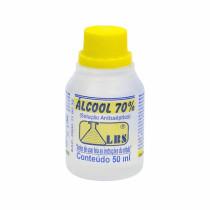 Alcool 70% 50ml - LBS