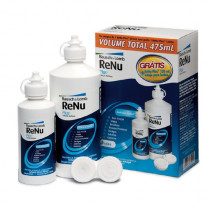 Renu Plus 355ml Gratis 120ml + Estojo De Lentes