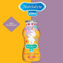 Nutrialyte 45 Zinco Suplemento Alimentar Sabor Laranja 170ml