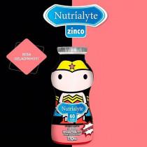 Nutrialyte 60 Zinco Suplemento Alimentar Sabor Morango 170ml