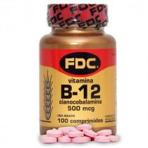 Vitamina B-12 FDC com 100 Comprimidos
