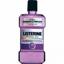 Enxaguatorio Bucal Listerine Cuidado Total 250ml