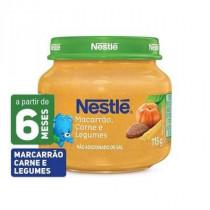 Papinha Nestlé Carne, Legumes e Macarrão 115g