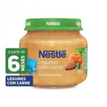 Papinha Nestlé Legumes com Carne 115g