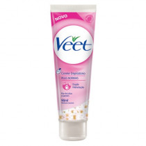 Depilatorio Veet Creme Normal 90ml