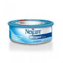 Esparadrapo Nexcare Micropore Branca 25mmx1,35m