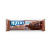 Barra Cereal Nutry Light Bolo Chocolate 22g Com 1 Unidade