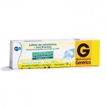 Sulfato de Neomicina + Bacitracina Pomada 15g