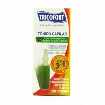 Tonico Tricofort 2 frascos com 20ml cada