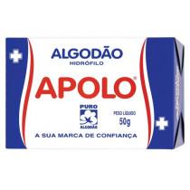 Algodao 50g -  Apolo