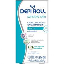 Depilatorio Depi Roll Creme Buco Skin 20g