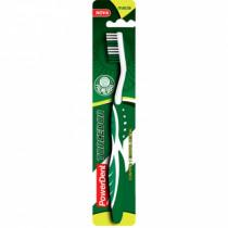 Escova Dental Powerdent Torcida Do Palmeiras Com 1 Unidade