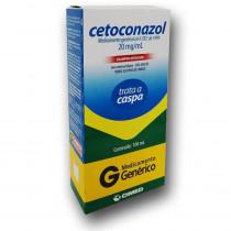 Cetoconazol Shampoo 20mg com 100ml
