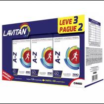 Lavitan A-Z Com 60 Comprimidos - Leve 3 Pague 2