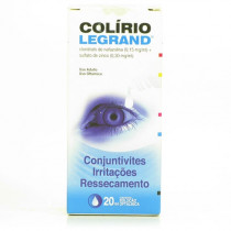 Colirio Legrand 20ml