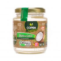 Óleo de Coco Extravirgem Orgânico Copra 200ml