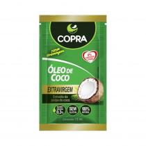 Óleo de Coco Extravirgem Orgânico Copra Sachê 15ml