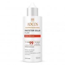 Adcos Protetor Solar FPS 99 Fluid Máxima Proteção 50ml