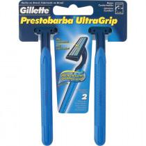 Aparelho de Barbear Descartável Gillette Prestobarba Ultragrip