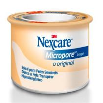 Nexcare Micropore Bege 25mmx1,35m