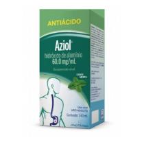 Aziol Antiácido 60mg/ml Sabor Menta 240ml