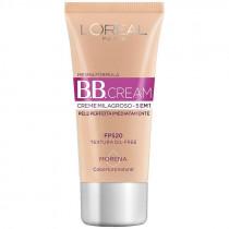 BB Cream 5 em 1 FPS 20 Morena Loreal Paris 30ml