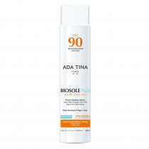 Protetor Solar Ada Tina Biosole Fluid FPS 90 40ml + Solução Micelar Demaquilante 250ml