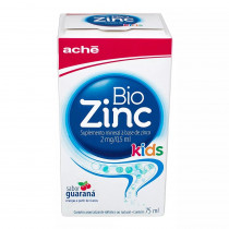 Biozinc Kids Solução 75ml