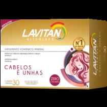 Lavitan Hair 30 Cápsulas