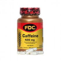 Caffeine 420mg com 120 cápsulas