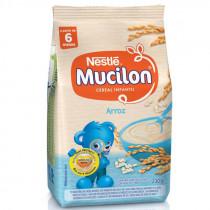 Cereal Infantil Mucilon Arroz Sachê 230g