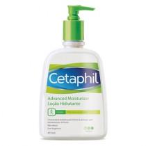 Cetaphil Advanced Moisturizer Pele Seca e Sensível 473ml