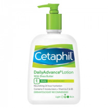 Cetaphil DailyAdvance Lotion 473ml