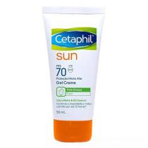 Cetaphil Sun FPS 70 Gel Creme Matte & Oil Control 50ml