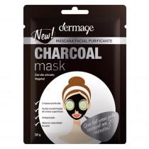 Charcoal Mask Dermage 10g