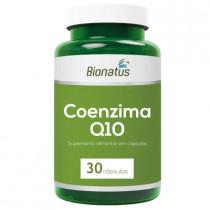 Coenzima Q10 Suplemento Alimentar com 30 Cápsulas