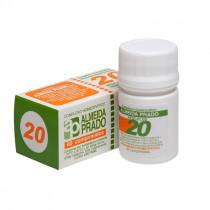 Complexo Aesculus 20 Almeida Prado 60 comprimidos
