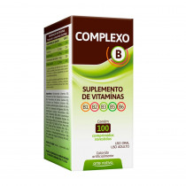 Complexo B 100 Comprimidos