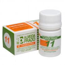 Complexo Chelidonium 11 Almeida Prado 60 comprimidos