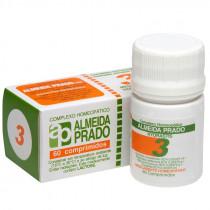 Complexo Hydrastis 3 Almeida Prado 60 comprimidos