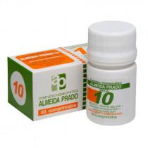 Complexo Ipeca 10 Almeida Prado 60 comprimidos